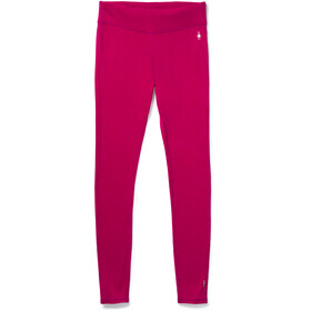 Smartwool Merino 250 Pantaloni Baselayer Donna, very berry heather